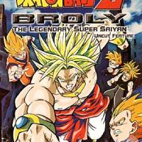 Dragon Ball Z Broly The Legendary Super Saiyan Review
