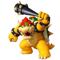 Bowser vs Aizen