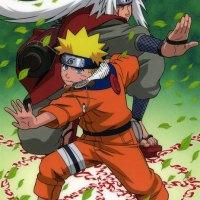 Naruto vs Jiraiya