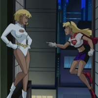 Supergirl vs Galatea
