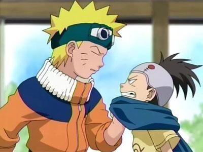 Image result for Konohamaru and naruto