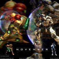 Samus vs Master Chief