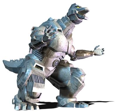 Mechagodzilla 2012 Mecha Godzilla ...