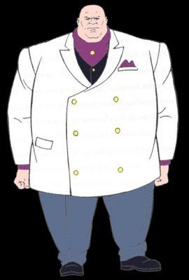 Kingpin White Suit Reference In Episode 5 Defenders
