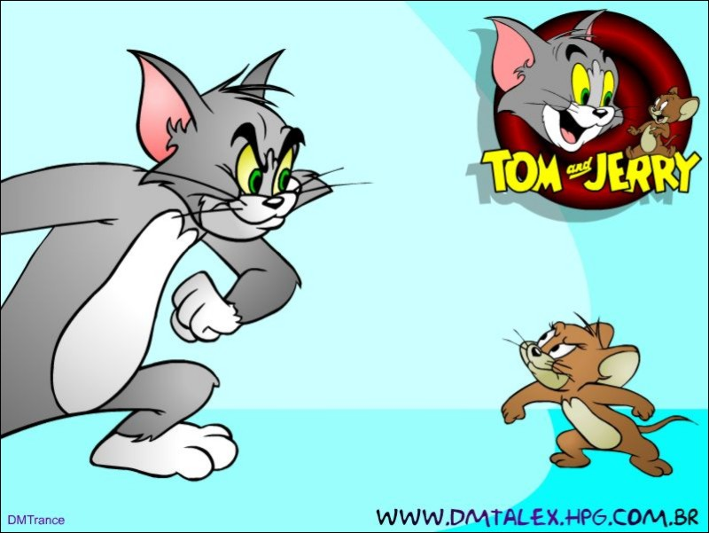 Tom and jerry tom mad