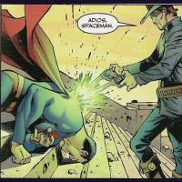 Jonah Hex vs Superman