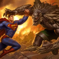 Superman vs Doomsday