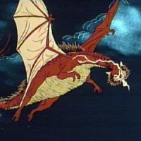 Smaug vs Dragon