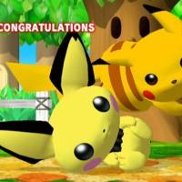Pikachu vs Pichu