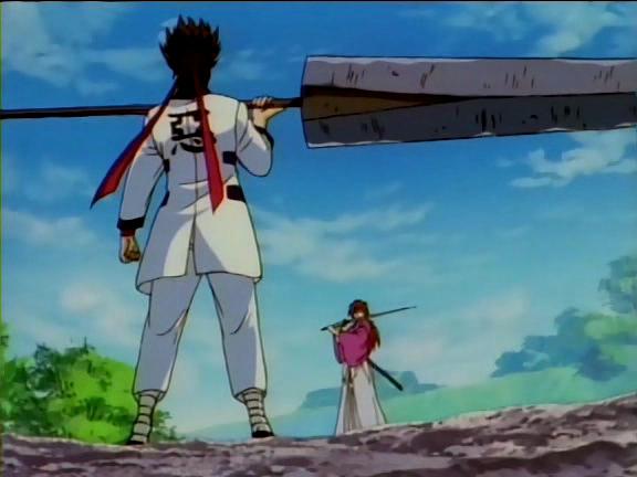 Sanosuke vs Kenshin | DReager1's Blog