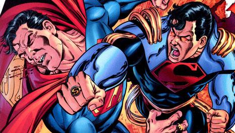 Superboy vs match 1 dating 4