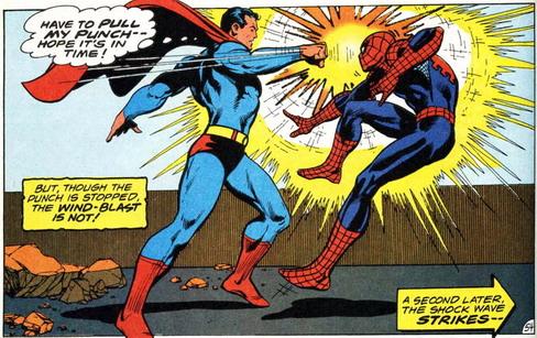 spider man superman - photo #20