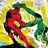 Leap Frog vs Daredevil
