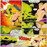 Blob vs Hulk