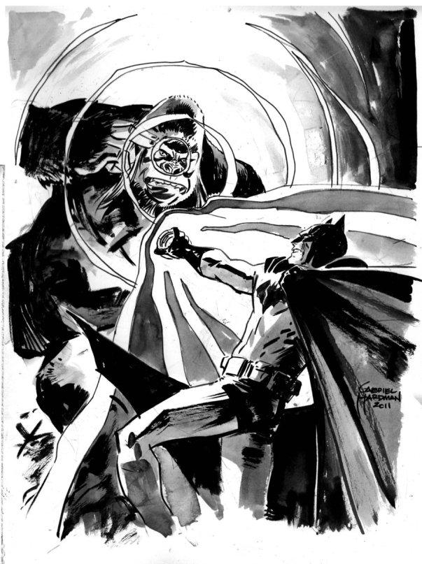 Batman Vs. Gorila Grodd