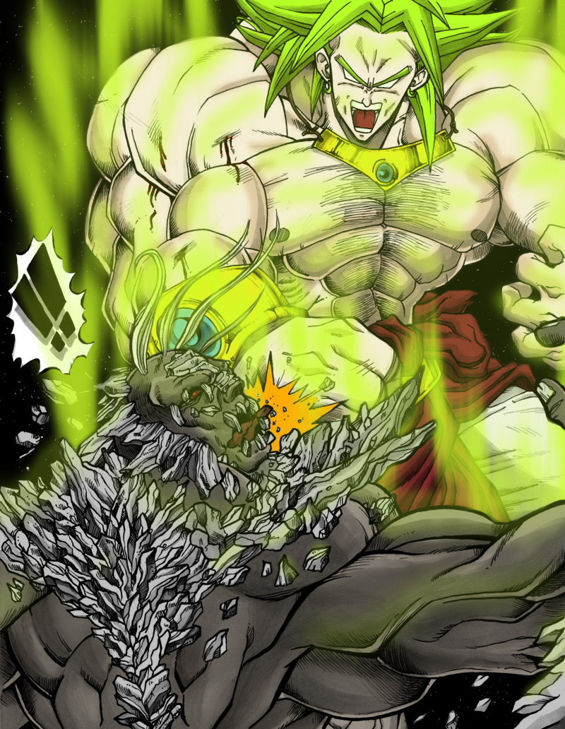Broly Battles | DReager1's Blog | Page 2