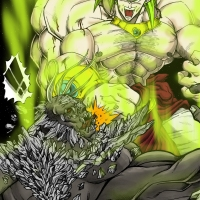 Broly vs Doomsday
