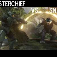 Master Chief vs Snake