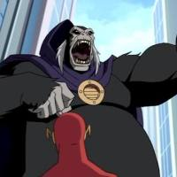 Gorilla Grodd vs Flash (Barry)