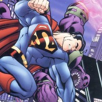 Parasite vs Superman