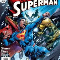 Superman vs Helspont