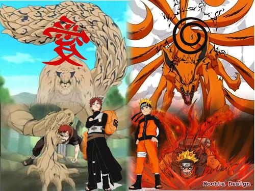 Naruto vs Sasuke HD Wallpaper - WallpaperSafari