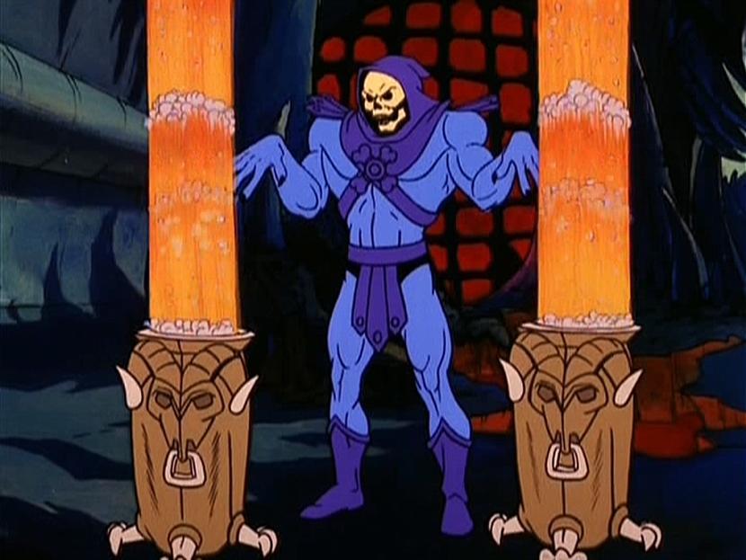 Skeletor | DReager1's Blog