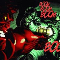 Abomination vs Red Hulk