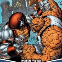 Colossus vs Thing