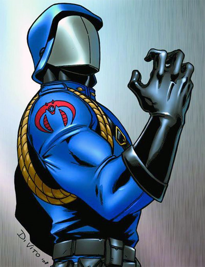 gi joe cobra commander - photo #11