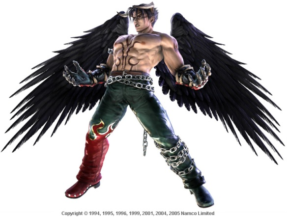 Devil Jin T5DR (1)