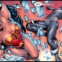 Killer Frost vs Wonder Woman