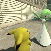 Gardevoir vs Pikachu