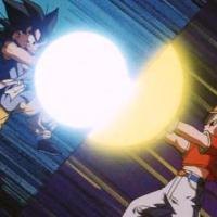 Pan vs Goku