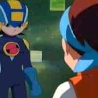 Megaman vs Lan