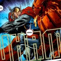 Thor vs Crimson Dynamo