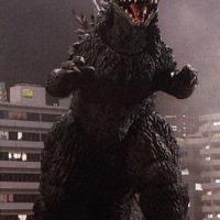 Godzilla vs Venom