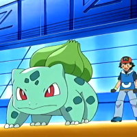 Ash vs Bulbasaur