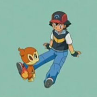 Infernape vs Ash