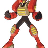 Blastman vs Mario