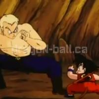 General Blue vs Goku