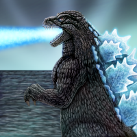 Orochimaru vs Godzilla