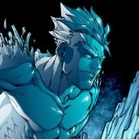 Ben 10 vs Iceman