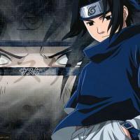Sasuke vs Broly