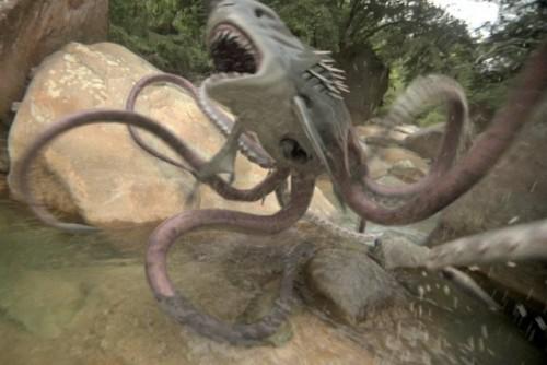 Sharktopus 2010  Official Trailer HD  YouTube