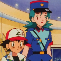 Officer Jenny vs Ash