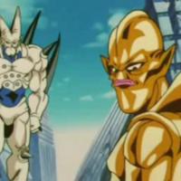 Nuova Shenron vs Omega Shenron