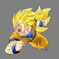 Sasuke vs Goku