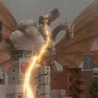 King Ghidorah vs Tunnel Rat