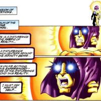 Asura vs Living Tribunal
